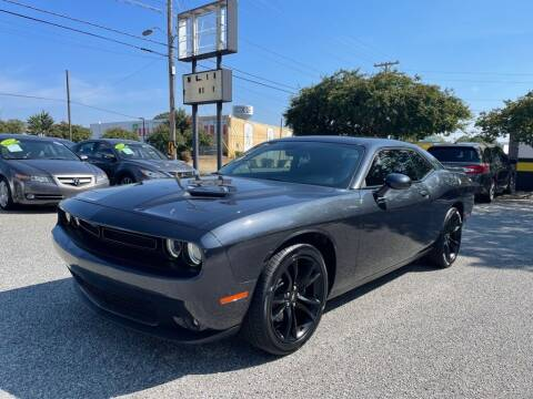 2018 Dodge Challenger for sale at Autohaus of Greensboro in Greensboro NC