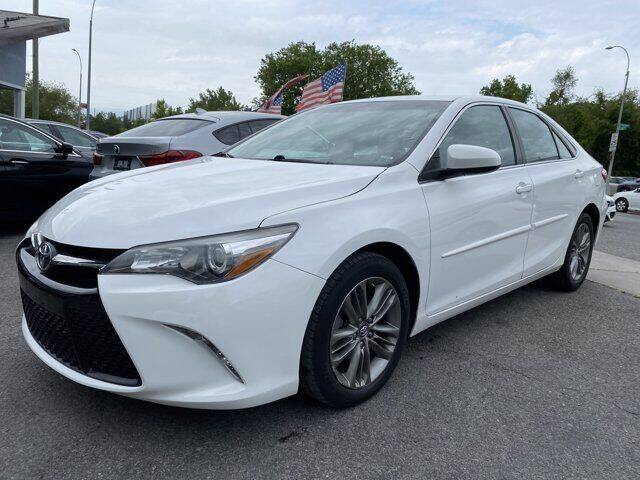 2016 Toyota Camry for sale at CERTIFIED LUXURY MOTORS OF QUEENS in Elmhurst NY