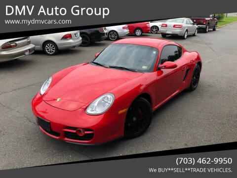2008 Porsche Cayman for sale at DMV Auto Group in Falls Church VA