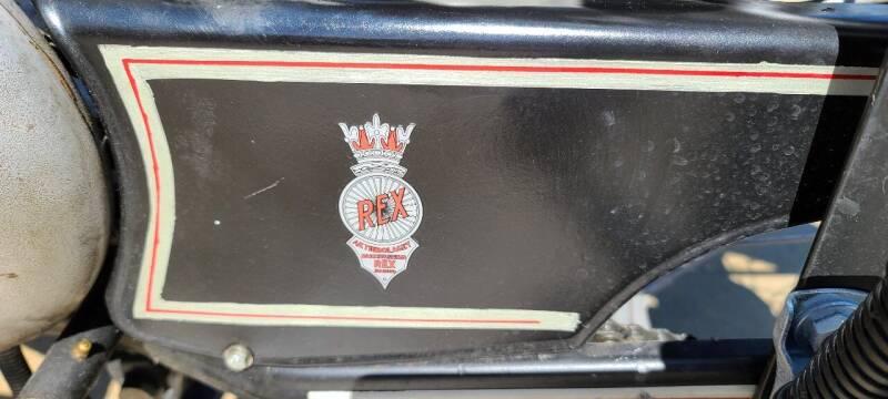 1950 REX Telespeed B  - Los Angeles CA