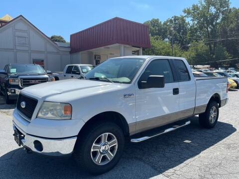 2006 Ford F-150 for sale at Car Online in Roswell GA