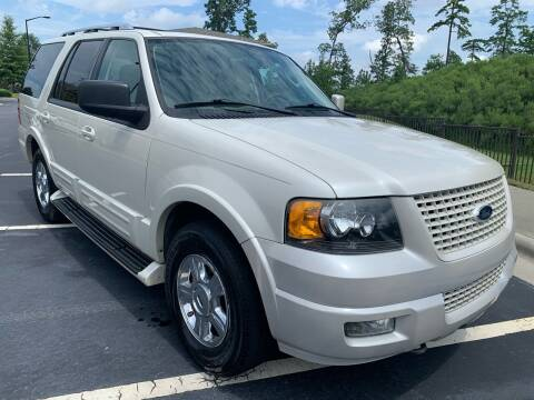 2005 Ford Expedition for sale at LA 12 Motors in Durham NC
