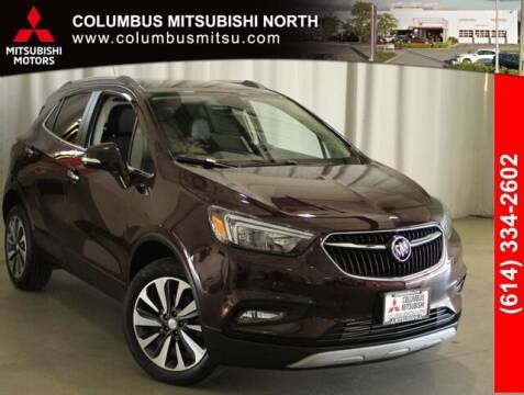 2017 Buick Encore for sale at Auto Center of Columbus - Columbus Mitsubishi North in Columbus OH
