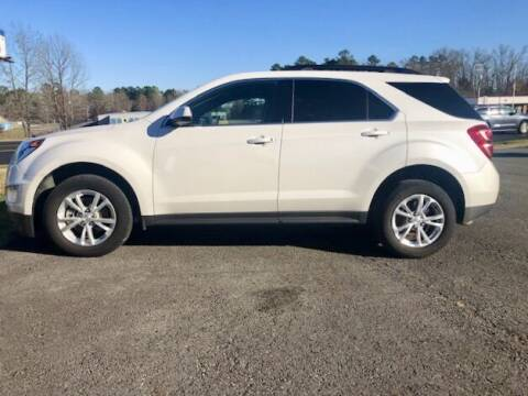 2017 Chevrolet Equinox for sale at Joe Lee Chevrolet in Clinton AR