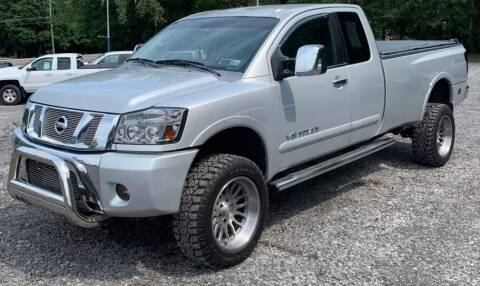 2008 Nissan Titan for sale at Divan Auto Group in Feasterville Trevose PA