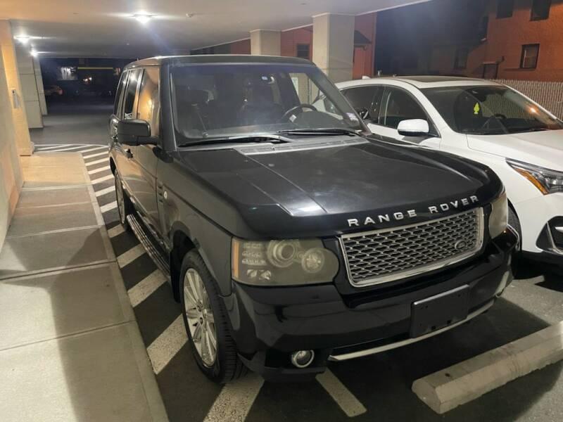 2010 Land Rover Range Rover for sale at Premium Motors in Rahway NJ