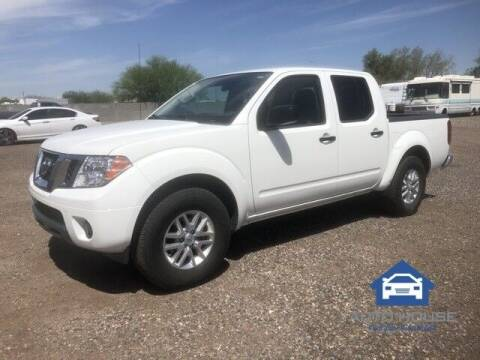2019 Nissan Frontier for sale at AUTO HOUSE PHOENIX in Peoria AZ