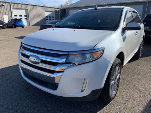 2014 Ford Edge for sale at Blake Hollenbeck Auto Sales in Greenville MI