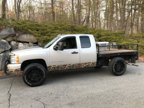 2008 Chevrolet Silverado 1500 for sale at William's Car Sales aka Fat Willy's in Atkinson NH