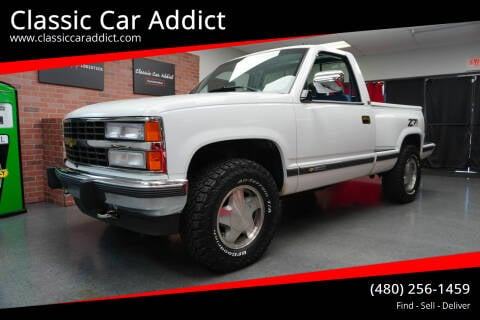 1993 Chevrolet C/K 1500 Series for sale at Classic Car Addict in Mesa AZ