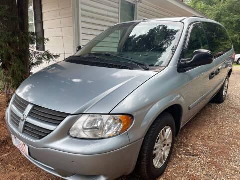 2006 Dodge Grand Caravan for sale at Efficiency Auto Buyers in Milton GA
