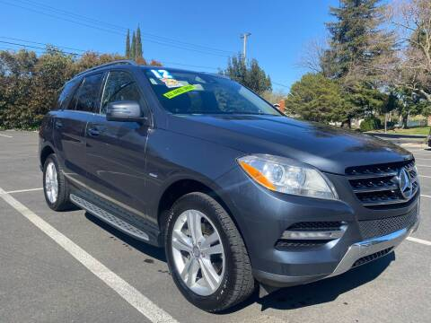 2012 Mercedes-Benz M-Class for sale at 7 STAR AUTO in Sacramento CA