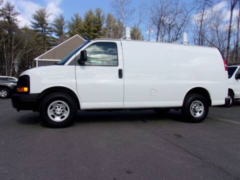 2016 Chevrolet Express Cargo for sale at Mark's Discount Truck & Auto Sales in Londonderry NH