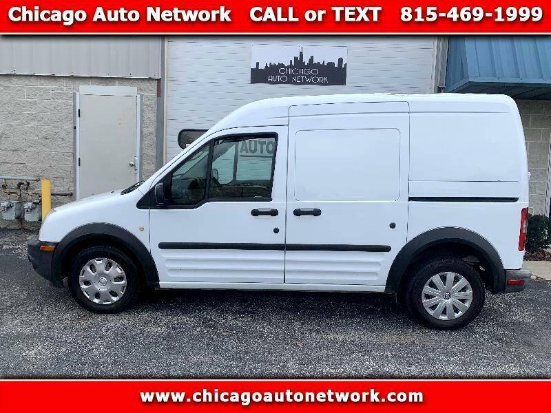 2013 Ford Transit Connect for sale at Chicago Auto Network in Mokena IL