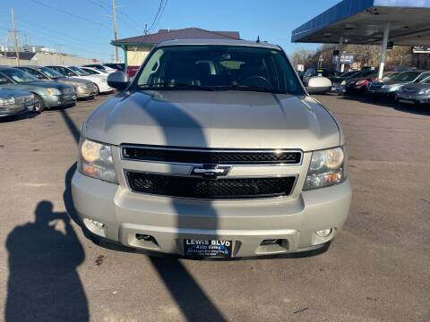 2007 Chevrolet Suburban for sale at Lewis Blvd Auto Sales in Sioux City IA
