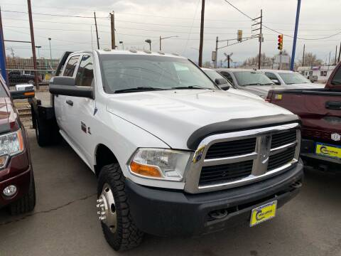 2012 RAM Ram Chassis 3500 for sale at New Wave Auto Brokers & Sales in Denver CO