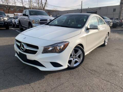 2016 Mercedes-Benz CLA for sale at EUROPEAN AUTO EXPO in Lodi NJ