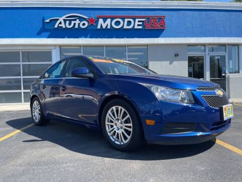 2012 Chevrolet Cruze for sale at AUTO MODE USA in Burbank IL