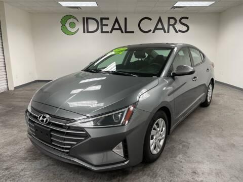 2019 Hyundai Elantra for sale at Ideal Cars Atlas in Mesa AZ