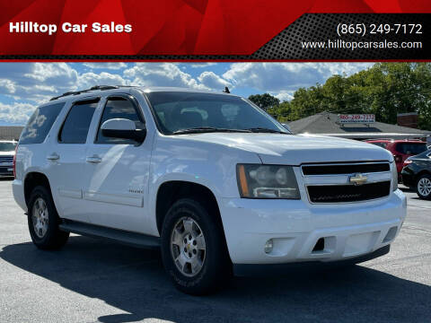 2010 Chevrolet Tahoe for sale at Hilltop Car Sales in Knoxville TN