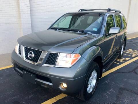 2006 Nissan Pathfinder for sale at Carland Auto Sales INC. in Portsmouth VA