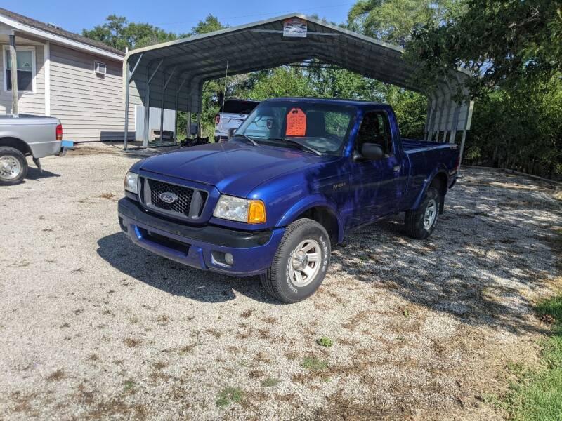 2004 Ford Ranger for sale at Halstead Motors LLC in Halstead KS