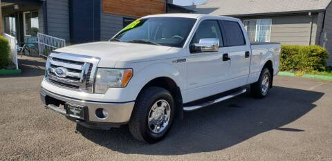 2012 Ford F-150 for sale at Persian Motors in Cornelius OR