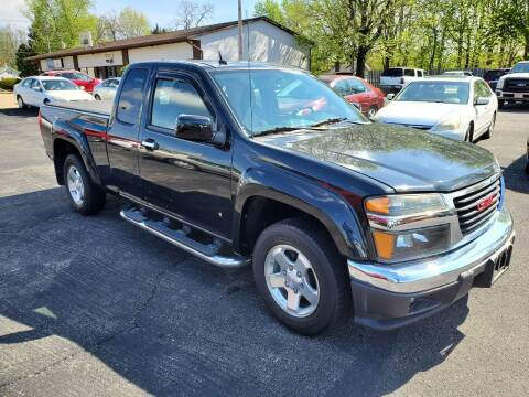 2009 GMC Canyon for sale at Prospect Auto Mart in Peoria IL