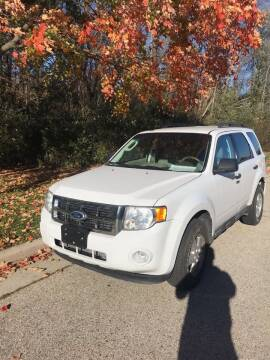 2010 Ford Escape for sale at Scott's Automotive in West Allis WI