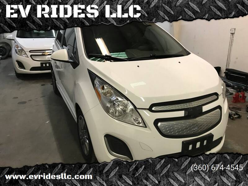 2016 Chevrolet Spark EV for sale at EV RIDES LLC in Portland OR
