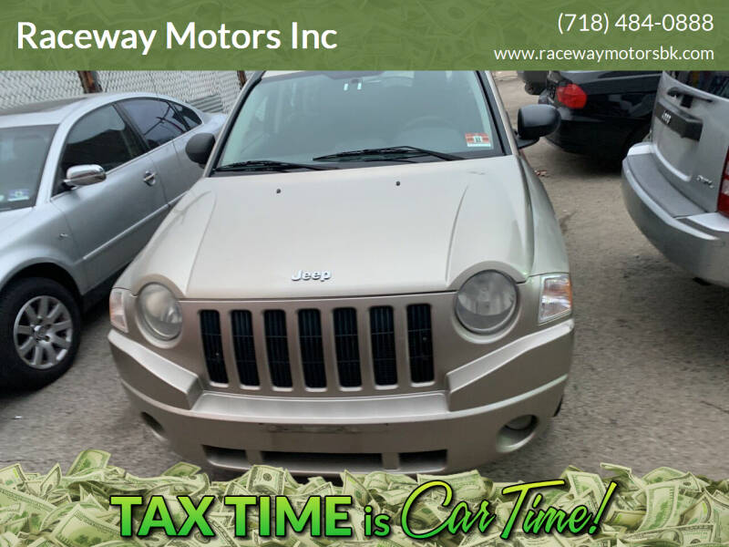 2009 Jeep Compass for sale at Raceway Motors Inc in Brooklyn NY