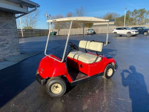 2001 Yamaha Golf Cart for sale at CarSmart Auto Group in Orleans IN