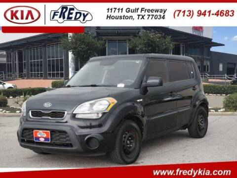 2012 Kia Soul for sale at FREDYS CARS FOR LESS in Houston TX