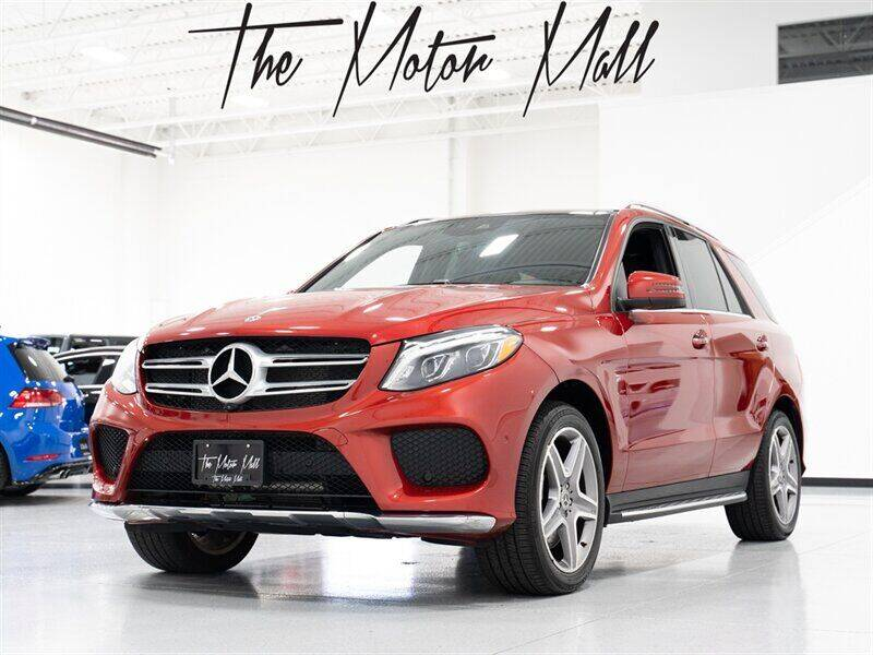 2017 Mercedes-Benz GLE for sale in Macomb, MI