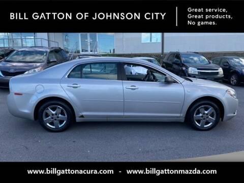 2008 Chevrolet Malibu for sale at Bill Gatton Used Cars - BILL GATTON ACURA MAZDA in Johnson City TN
