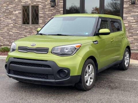2018 Kia Soul for sale at Griffith Auto Sales in Home PA