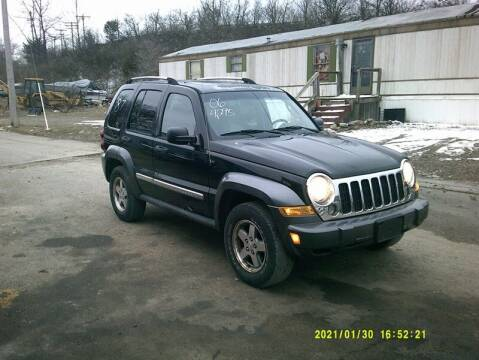 2006 Jeep Liberty for sale at WEINLE MOTORSPORTS in Cleves OH