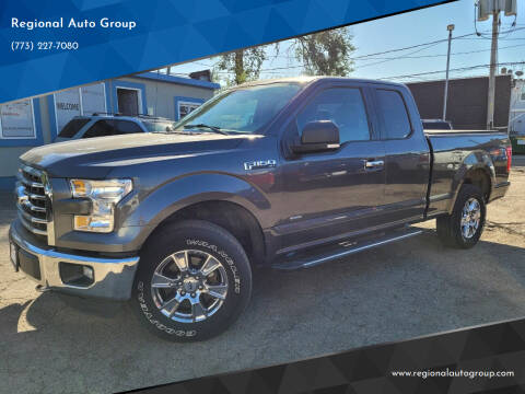 2015 Ford F-150 for sale at Regional Auto Group in Chicago IL