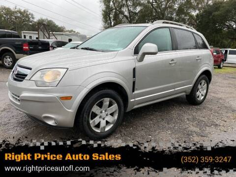 2008 Saturn Vue for sale at Right Price Auto Sales in Waldo FL