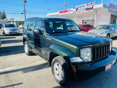 2012 Jeep Liberty for sale at Dream Motors in Sacramento CA