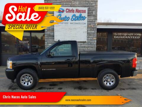 2008 Chevrolet Silverado 1500 for sale at Chris Nacos Auto Sales in Derry NH