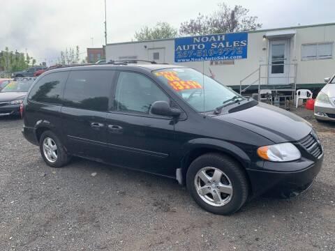 2006 Dodge Grand Caravan for sale at Noah Auto Sales in Philadelphia PA