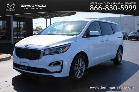 2020 Kia Sedona for sale at Bening Mazda in Cape Girardeau MO