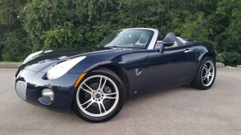 2007 Pontiac Solstice for sale at Houston Auto Preowned in Houston TX