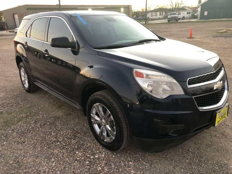 2015 Chevrolet Equinox for sale at Rock Motors LLC in Victoria TX