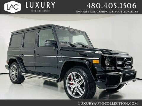 2013 Mercedes-Benz G-Class for sale at Luxury Auto Collection in Scottsdale AZ