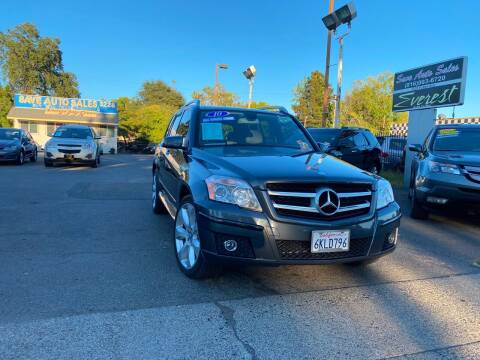 2010 Mercedes-Benz GLK for sale at Save Auto Sales in Sacramento CA