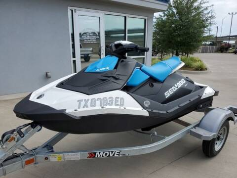 2018 Sea-Doo/BRP SPARK 2UP HO for sale at Kell Auto Sales, Inc in Wichita Falls TX