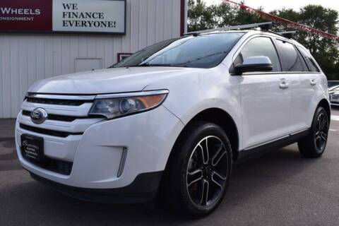 2013 Ford Edge for sale at DealswithWheels in Hastings MN