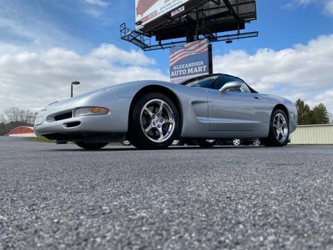 2001 Chevrolet Corvette for sale at Alexandria Auto Mart LLC in Alexandria PA
